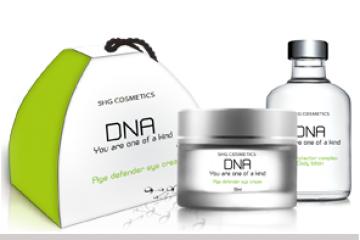 DNA, Europe